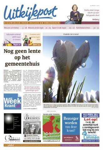 Uitkijkpost : nieuwsblad voor Heiloo e.o. 2010-03-24