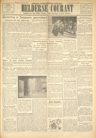 Heldersche Courant 1950-02-27