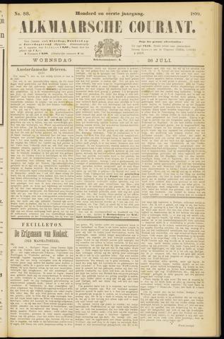 Alkmaarsche Courant 1899-07-26