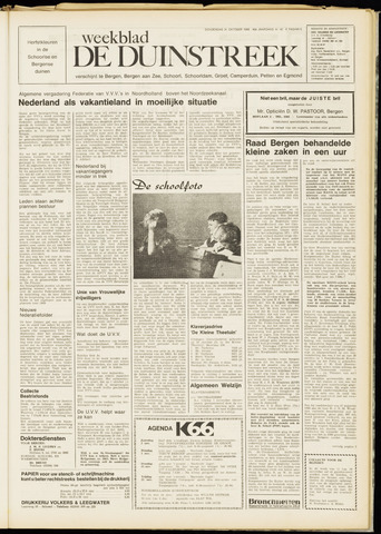 De Duinstreek 1968-10-31
