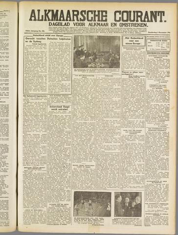 Alkmaarsche Courant 1941-12-04