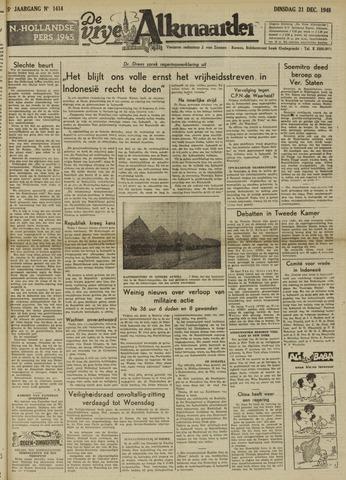 De Vrije Alkmaarder 1948-12-21