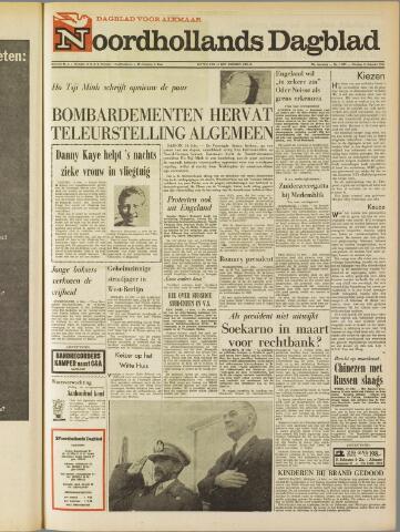 Noordhollands Dagblad : dagblad voor Alkmaar en omgeving 1967-02-14