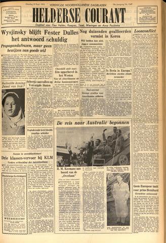Heldersche Courant 1953-09-22