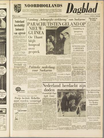 Noordhollands Dagblad : dagblad voor Alkmaar en omgeving 1962-05-05