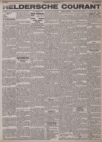 Heldersche Courant 1917-01-25