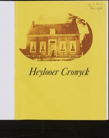 Heylooer Cronyck 1976-02-01