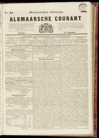 Alkmaarsche Courant 1861-08-25