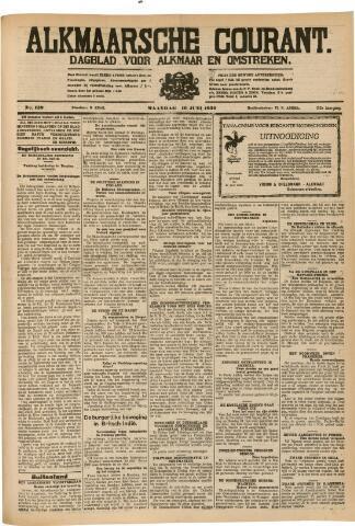 Alkmaarsche Courant 1930-06-16