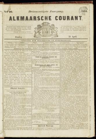 Alkmaarsche Courant 1861-04-21