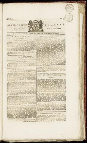 Alkmaarsche Courant 1831-10-10