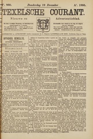 Texelsche Courant 1895-12-19