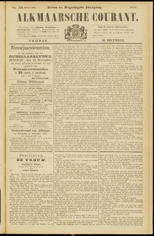 Alkmaarsche Courant 1895-12-20
