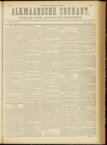 Alkmaarsche Courant 1918-03-06