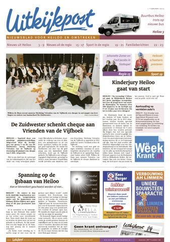 Uitkijkpost : nieuwsblad voor Heiloo e.o. 2012-02-01