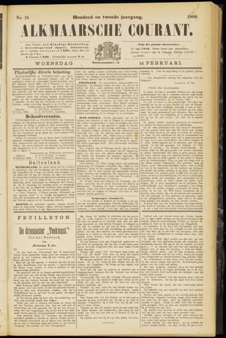 Alkmaarsche Courant 1900-02-14