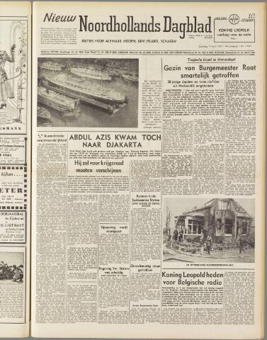 Nieuw Noordhollandsch Dagblad : voor Alkmaar en omgeving 1950-04-15