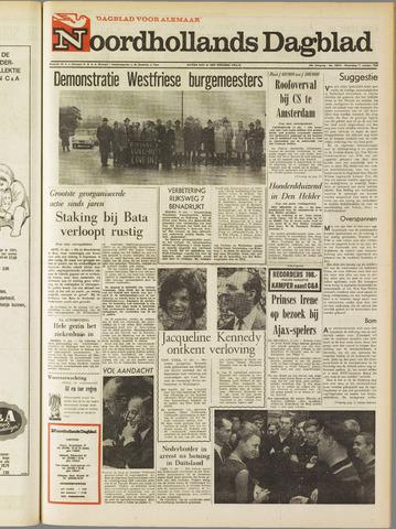 Noordhollands Dagblad : dagblad voor Alkmaar en omgeving 1967-10-11