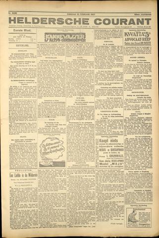 Heldersche Courant 1927-02-15