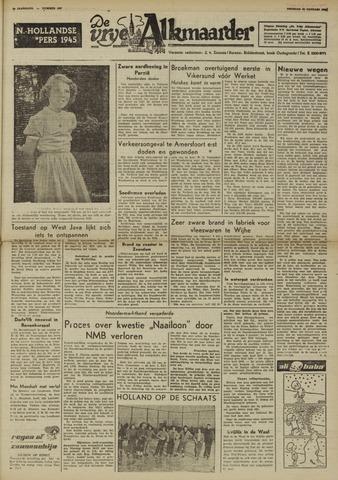 De Vrije Alkmaarder 1950-01-30