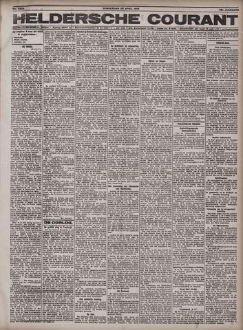 Heldersche Courant 1918-04-25