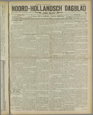 Ons Blad : katholiek nieuwsblad voor N-H 1921-11-03