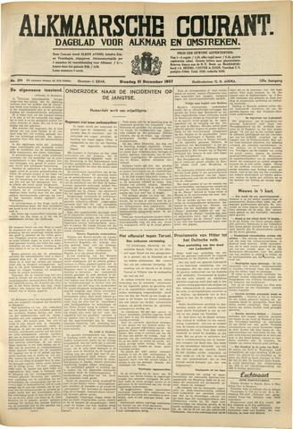 Alkmaarsche Courant 1937-12-21