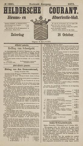 Heldersche Courant 1873-10-18