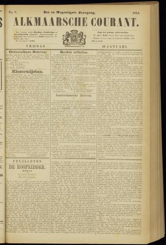 Alkmaarsche Courant 1894-01-19