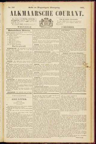 Alkmaarsche Courant 1896-12-02