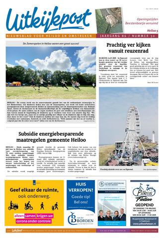 Uitkijkpost : nieuwsblad voor Heiloo e.o. 2020-07-22