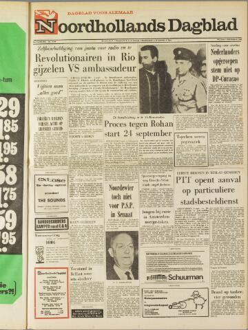 Noordhollands Dagblad : dagblad voor Alkmaar en omgeving 1969-09-05