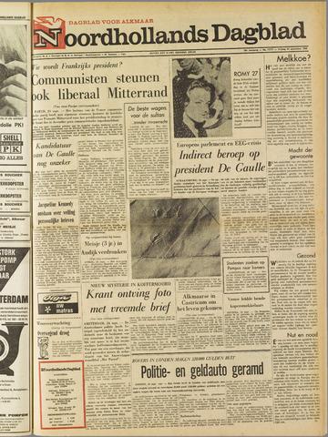 Noordhollands Dagblad : dagblad voor Alkmaar en omgeving 1965-09-24
