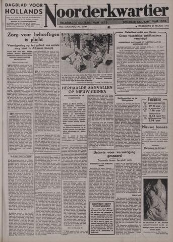 Dagblad voor Hollands Noorderkwartier 1942-03-14