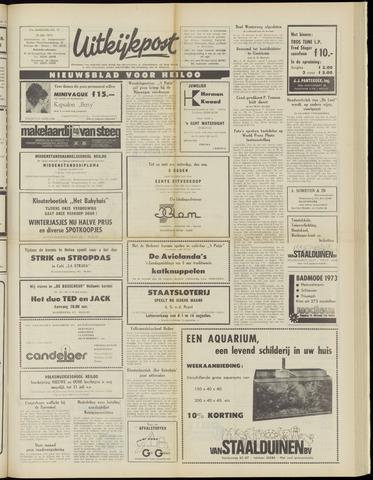 Uitkijkpost : nieuwsblad voor Heiloo e.o. 1973-07-25