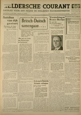 Heldersche Courant 1938-10-27