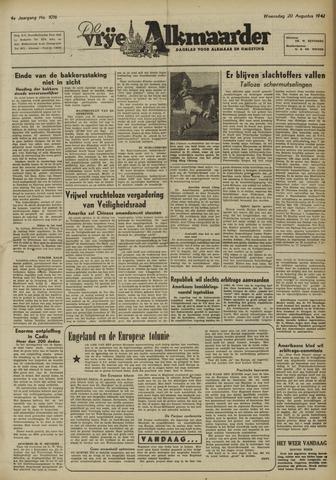De Vrije Alkmaarder 1947-08-20