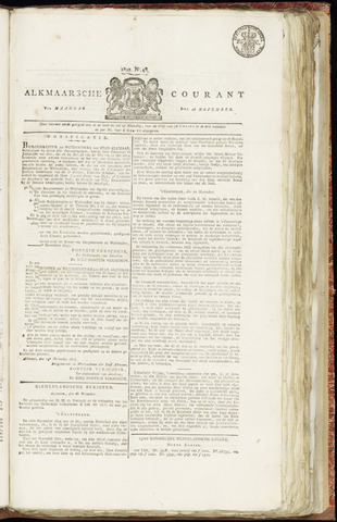 Alkmaarsche Courant 1827-11-26