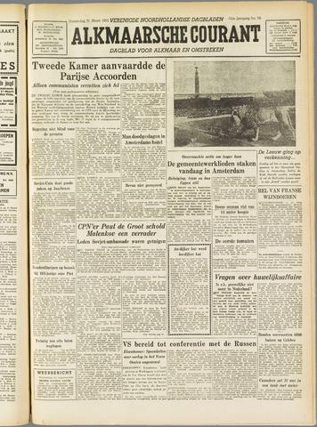 Alkmaarsche Courant 1955-03-31