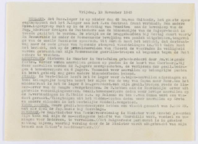 De Vrije Alkmaarder 1943-11-12