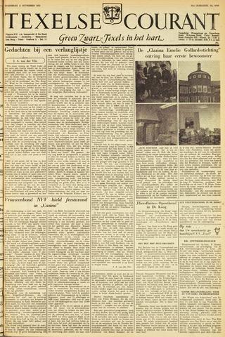 Texelsche Courant 1953-11-11
