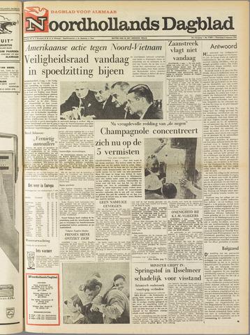 Noordhollands Dagblad : dagblad voor Alkmaar en omgeving 1964-08-05