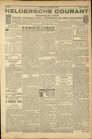 Heldersche Courant 1927-12-24