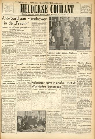 Heldersche Courant 1953-04-25