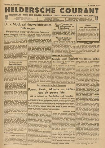 Heldersche Courant 1946-04-26
