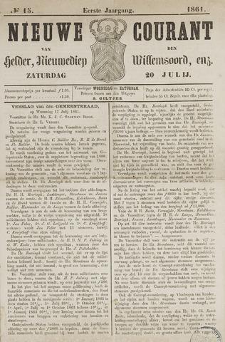 Nieuwe Courant van Den Helder 1861-07-20