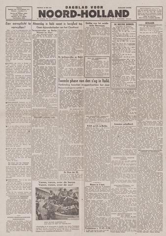 Dagblad Noord-Holland, Schager editie 1944-05-26