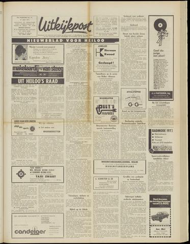 Uitkijkpost : nieuwsblad voor Heiloo e.o. 1973-06-27