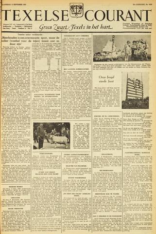 Texelsche Courant 1950-09-13
