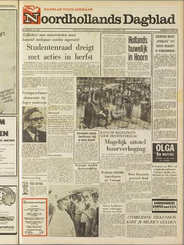 Noordhollands Dagblad : dagblad voor Alkmaar en omgeving 1969-06-19